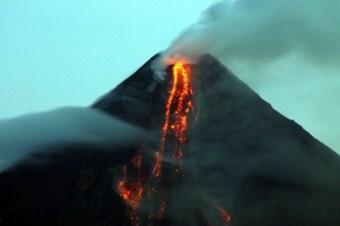 Volkanların nedene ihtiyacı yok
