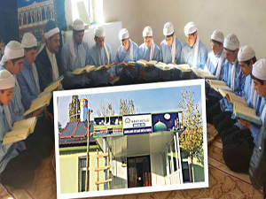 Karakol, Kur'an kursu oldu