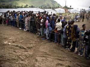 950 bin insan özyurdunda mülteci!