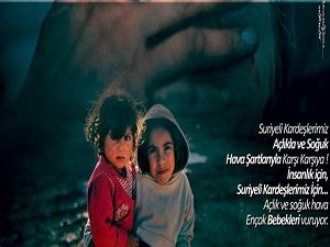 Ankara Kardeşim Üşümesin Diyor!