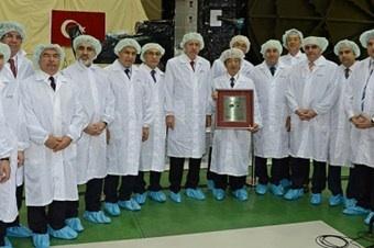 TÜRKSAT 4A uydusu törenle teslim edildi