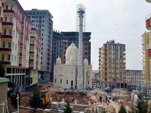 Mardin'in Taç Mahal'ında son çalışma