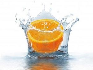 Portakal suyu, yorgunluğu alıyor