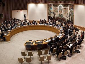 BM Güvenlik Konseyi Esed'i kınayamadı bile!