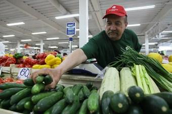 Rusya'da salatalık zam şampiyonu oldu