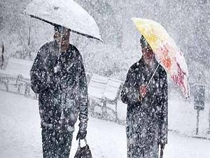 Meteoroloji'den 5 il için şiddetli kar uyarısı!