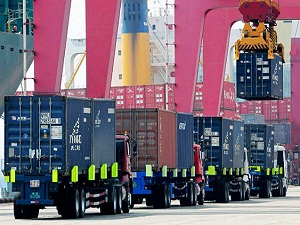 İthalatı artan Çin ticaret lideri oluyor