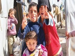 Suriye'ye yardım çantası 3 SMS