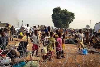 Orta Afrika Cumhuriyeti'ne 500 milyon dolarlık yardım