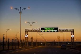 Türkmenistan'da en iyi ilçeye 1 milyon dolar ödül verildi