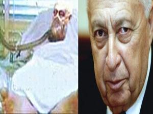 Ariel Şaron öldü
