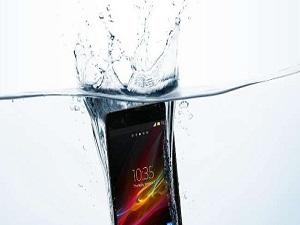 Suya düşen akıllı telefon kurtarılabilir mi?