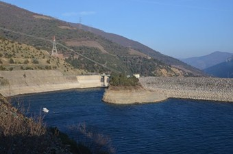 Altınkaya Barajı SOS veriyor