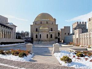 Gürcistan'daki Osmanlı camisi yenileniyor