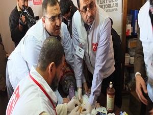 Suriye'nin yaralarını saracaklar