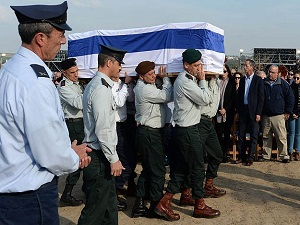 Beyrut Kasabı Şaron işgal toprağına gömüldü
