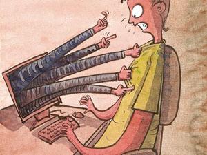 Sanal âlemdeki gıybet, çok daha fazla günaha neden olabilir