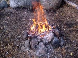 Aşırı sıcak nedeniyle ateş yakmak yasaklandı!