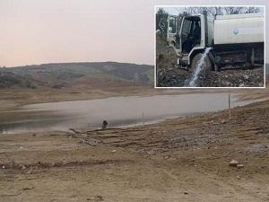 Şarköy, taşıma suyla değirmen döndürüyor