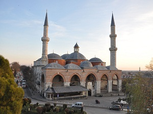 Edirne'deki Eski Camii 600 yaşında