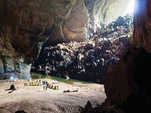 Dev mağara ziyarete açıldı