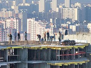 İnşaat firmaları 2013'te 45 ülkede 374 proje üstlendi