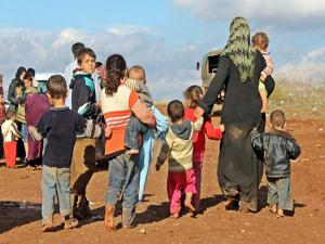 Savaş en çok kadın ve çocukları etkiliyor