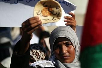 Yermuk Mülteci Kampı'ndaki nüfus 20 bine düştü
