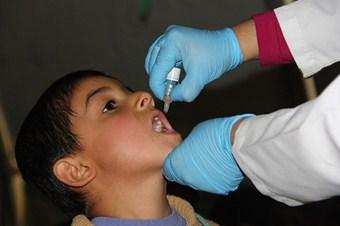 Suriye'de 1 milyon 221 bin çocuk aşılandı