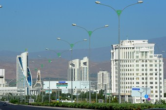 Türkmenistan, 2014'te 41 milyar dolar yatırım yapacak