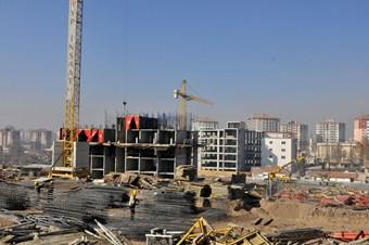 Mamak'ta kentsel yenileme sürüyor