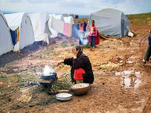 Suriye'de aç bırakarak öldürme taktiği uygulanıyor