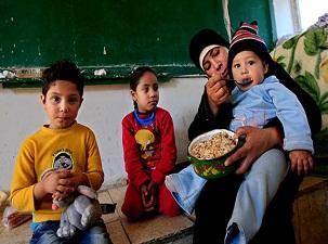 Yermuk Kampı'nda 50 kişi açlıktan öldü