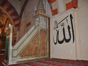 Eski Camii'nin 600. gurur yılı kutlandı