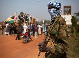 Orta Afrika'da Müslüman soykırımı ihtimali var