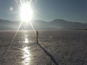 Kars -22 dereceyi gördü