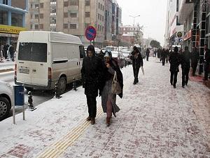 Soğuk hava, kalp krizini tetikleyebilir