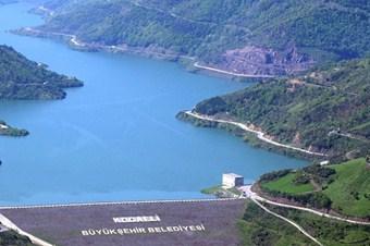Yuvacık Barajı'nda 15 günlük su kaldı