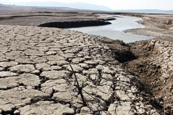 """Sular şehri""""nde kuraklık tehlikesi"""