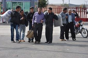 Suriyelilerin Türkiye'ye geçişleri arttı