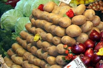 Yüze 308 rekor artışla ihraç ettiğimiz patatesi, ithal edeceğiz