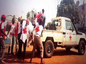 Orta Afrika'da Müslüman katliamı