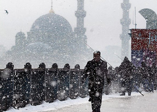 Dualar kabul oluyor, yağmur ve kar geliyor