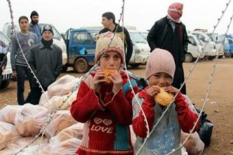Sivil inisiyatif Suriyeliler için harekete geçiyor