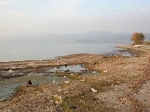 Sapanca Gölü, 8 yılın en düşük seviyesinde