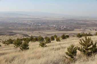 Termal turizme açılacak Yerköy yeşille bütünleşecek