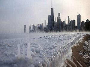 Kar fırtınaları ABD'ye göz açtırmıyor