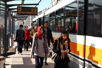 'Akıllı Durak Sistemi' toplu taşımaya teşvik edecek