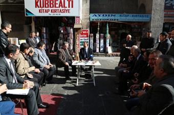 Sahabiye Medresesi restore ediliyor