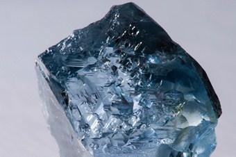 Mavi elmas, Güney Afrika'da bulundu